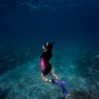 Freediving one day with instructor